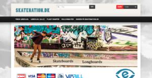 Skatenation.dk flyttet til Rask Mølle nær vejle og horsens